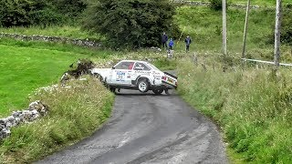 Footage from an eventful Sligo Stages Rally. Included are many overshoots, spins and crashes. Well done to overall rally and National Championship winner Sam Moffett. Camera and editing by Adrian Graham. Make sure to Like, Share and Subscribe.