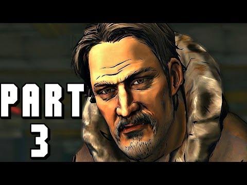 Let's Play The Walking Dead Season 2: Episode 3 - Part 3 (Radio / Walkie Talkie / Bonnie)