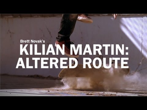 Kilian Martin - Altered Route