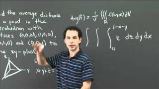 Average Height | MIT 18.02SC Multivariable Calculus, Fall 2010