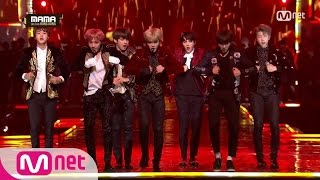 Video [2016 MAMA] BTS - FIRE MP3, 3GP, MP4, WEBM, AVI, FLV April 2019