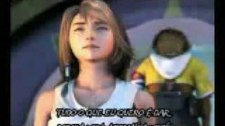 Evanescence - Anywhere Legendado (Final Fantasy)