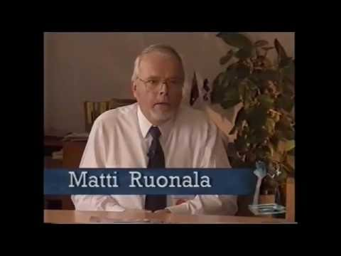 1995 Ethnic Business Awards Finalist – Manufacturing Category -Matti Ruonala -Uniline Australia