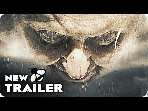 GRANNY OF THE DEAD Trailer (2017) Horror Movie