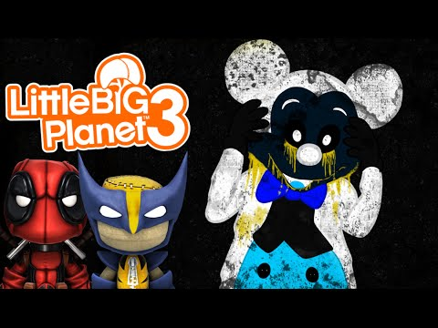 Video Abandoned By Disney! | Little Big Planet 3 Multiplayer (30) Creepypasta download in MP3, 3GP, MP4, WEBM, AVI, FLV January 2017