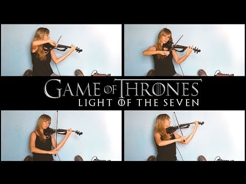 Game Of Thrones - Light Of The Seven Cover by Anastasia Soina Violin