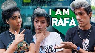 Video BEING RAFA FOR A DAY | POLLENIOSIOS VLOGS MP3, 3GP, MP4, WEBM, AVI, FLV Oktober 2018