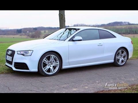 2015 Audi RS5 Review - Fast Lane Daily