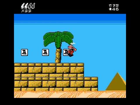 Astérix NES