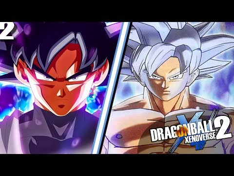 Chipart - Dragon Ball Xenoverse 2: GOKU BLACK INSTINTO SUPERIOR VS GOKU INSTINTO SUPERIOR !! ‹ Ine ›