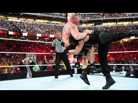 All 2015 Spear - Roman Reigns Tribute