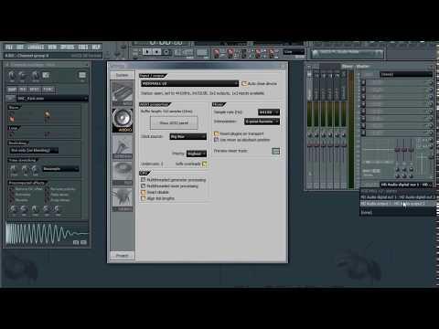 FL Studio ASIO Problem Solved
