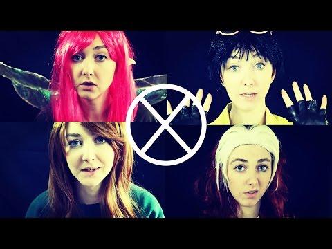 Ladies of X-Men Enrolment (ASMR)