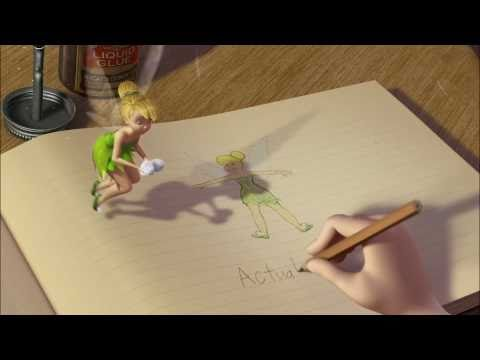 How To Believe - Tinker Bell and the Great Fairy Rescue (Spanish)