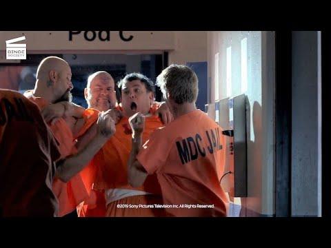 Breaking Bad Season 5: Episode 8: Murder in prison HD CLIP