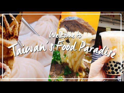 Đài Loan du ký - Những món ăn nhất định không thể bỏ qua| Food Paradise in Taiwan - Thời lượng: 3 phút, 50 giây.