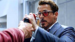 Nonton Tony Stark   Black Panther Vs Bucky   Fight Scene   Captain America  Civil War  2016  Movie Clip Hd Film Subtitle Indonesia Streaming Movie Download
