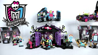 Monster High Construction Sets