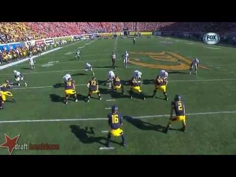 Noah Spence vs California 2013 video.