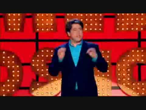 mcintyre - Michael Mcintyre Comedy Roadshow in Brighton. He talks about toaster reviews, holiday reviews, holidays, tripadvisor, half-board, airport parking & star wars.