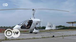 Das Rennen ist eröffnet. Wer wird das erste fliegende Auto auf den Markt bringen? Überall auf der Welt wird gebastelt.