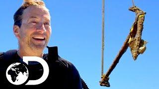 תגלית מפתיעה במשולש ברמודה: נמצאה חללית בעומק 91 מטר?