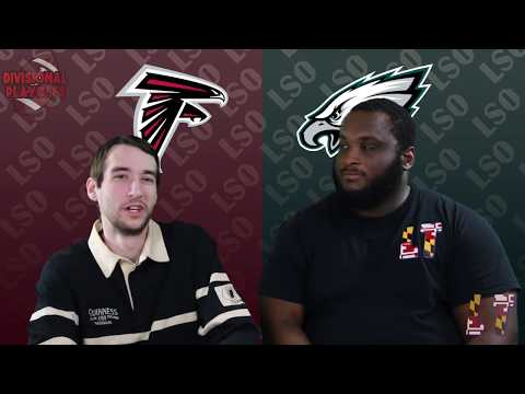 LSO - NFL Playoffs Divisional Round Game Picks Against the Spread
