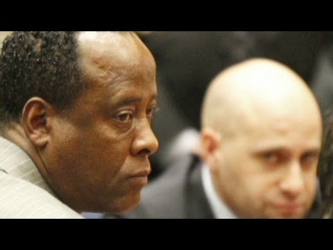 Conrad - Conrad Murray, while speaking to CNN's Anderson Cooper from jail, suddenly begins singing a song about his life. For more CNN videos, visit our site at http:...