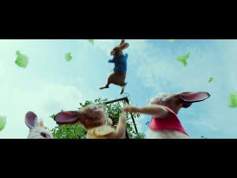 Preview Trailer Peter Rabbit, trailer ufficiale