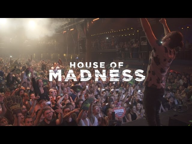 >House Of Madness Closing Party @ Amnesia Ibiza 2016