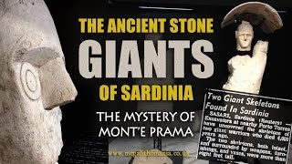 Subscribe here: http://youtube.com/MegalithomaniaUK. Legends persist in Sardinia that a race of giants ruled the country and built the 'Giant's Graves' and the ...