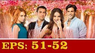 Cinta Di Musim Cherry Episode 51-52    Bhs Indonesia