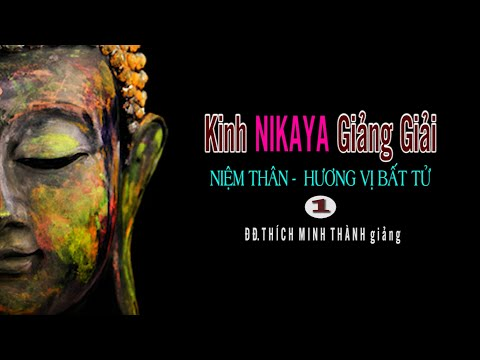 Kinh NIKAYA Giảng Giải - Niệm Thân - Hương Vị Bất Tử 1