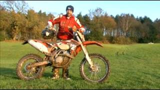 3. KTM 350 EXC-F long term test report
