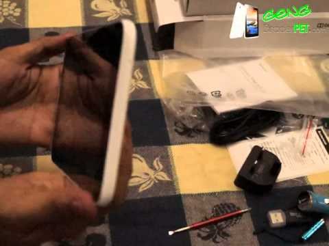 Lenovo TAB A7-30 (A3300) Unboxing