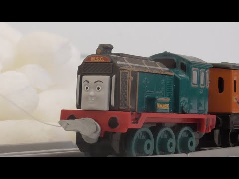 Freezing Frankie (Thomas and Friends ERTL Adventures; Season 1; Episode 18)
