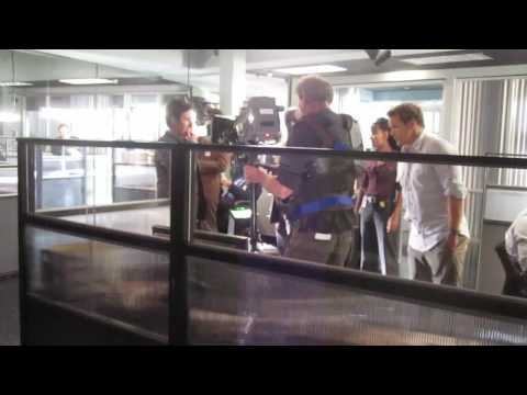 Behind the Scenes of Numb3rs: Rehearsing the Scene