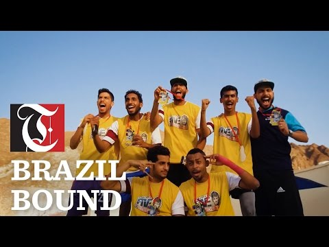 Omani 5-a-side football team wins trip to Brazil