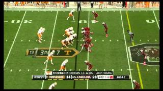 Dallas Thomas vs South Carolina (2012)