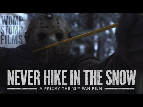 Never Hike in the Snow: A Friday the 13th Fan Film | Full Movie | (2020) 4K