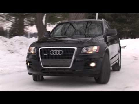 2011 Audi Q5 2.0T quattro – Drive Time Review
