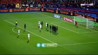 شاهد هدف رياض محرز العالمي ضد نيجيريا 🇳🇬 بتعليق النيجيري وفرنسي والاسباني