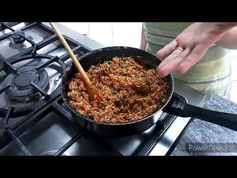 How to cook mashi Arabic food