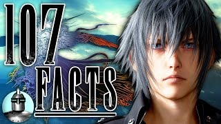 Video 107 Final Fantasy XV Facts YOU Should KNOW   The Leaderboard MP3, 3GP, MP4, WEBM, AVI, FLV Desember 2018