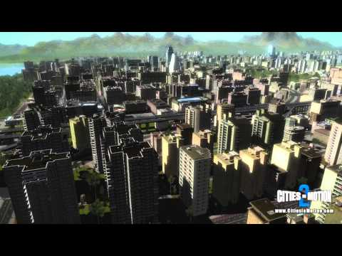 Cities in Motion 2 Preview Trailer
