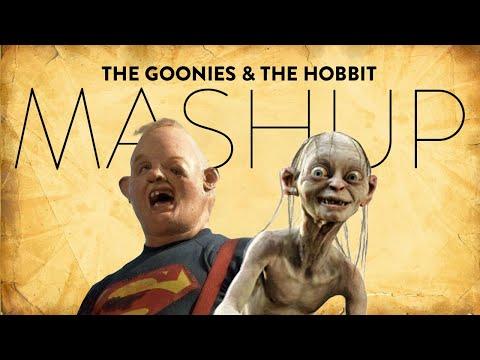 The Hobbit and Goonies Movie Trailer Mashup