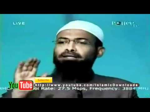 Dr Zakir Naik – Urdu 27th November 2011 – Islam ke Mutaliq Ghair Muslimo ke Shubhat – Part 1 HQ