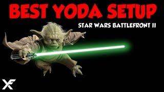 BEST YODA SETUP - Star Wars Battlefront II