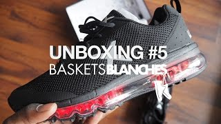 Video Unboxing #5 by Baskets Blanches   Wize & Ope X-Run (Led shoes) MP3, 3GP, MP4, WEBM, AVI, FLV Juni 2017