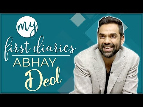 Abhay Deol Recalls His First Shot In Socha Na Tha,